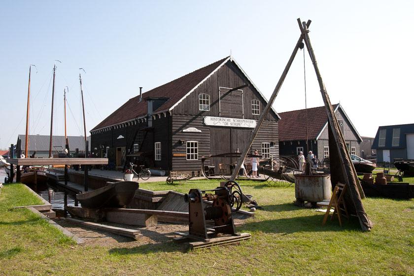 Skûtsjesilen & bezoek historische scheepswerf