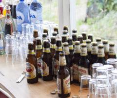 afkoop drank tijdens bbq/buffet (2 uur onbeperkt)