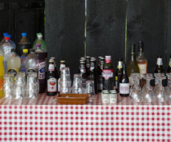 afkoop drank uitgebreid (2,5 uur)